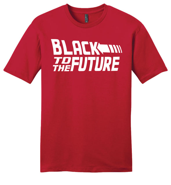 Black To The Future - Unisex T Shirt