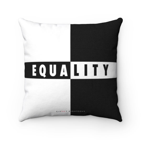 Equality - Spun Polyester Pillow Case