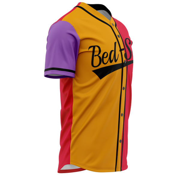Bed-Stuy, Do Or Die - Baseball Jersey