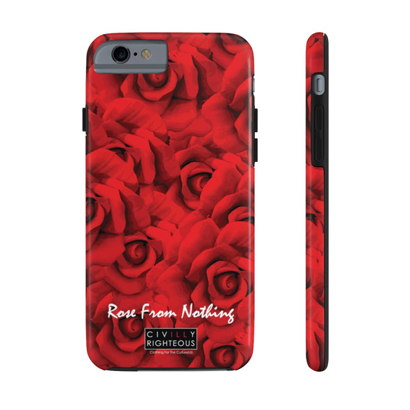 Rose From Nothing - Phone Case