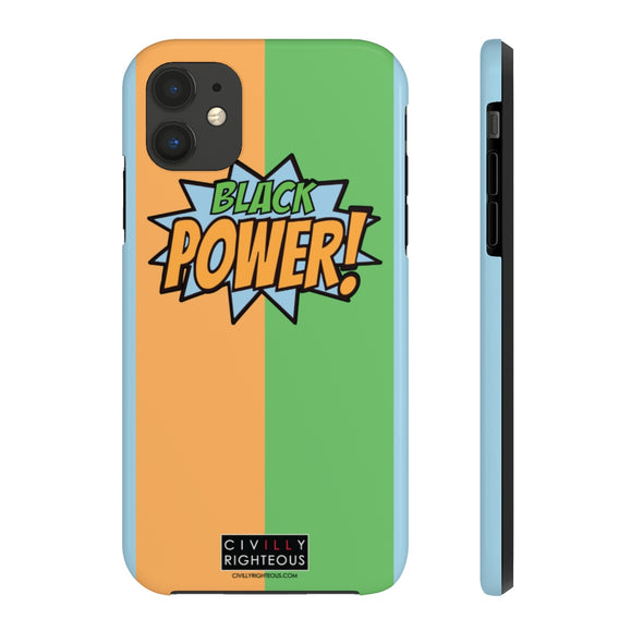 Black Power! O&G - Phone Case