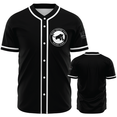 Black Panther Party - Baseball Jersey