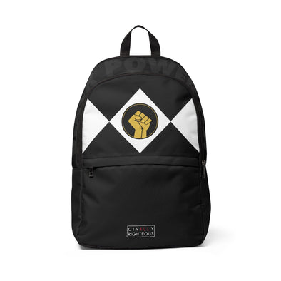 Black Power Fist - Classic Backpack