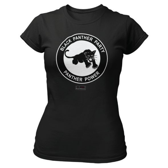 Black Panther Party - Ladies T Shirt