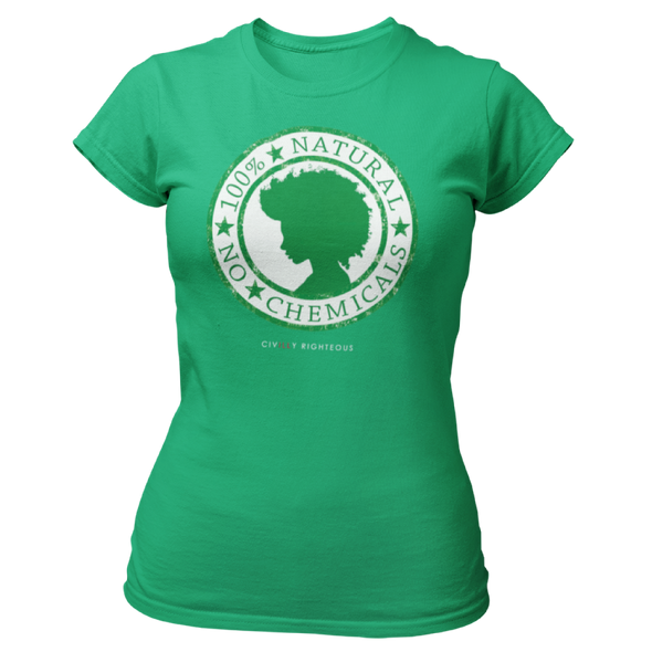 Natural Hair - Ladies T Shirt
