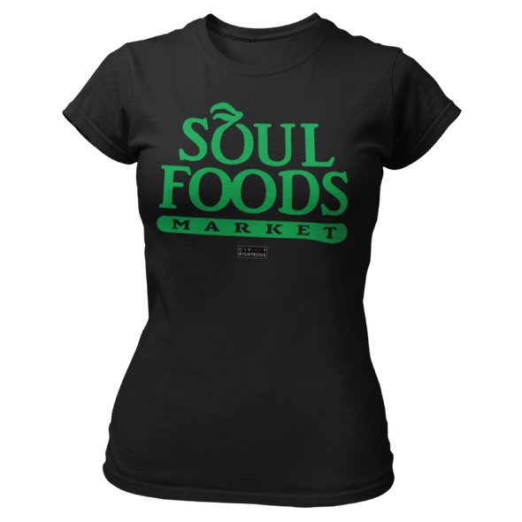 Soul Foods - Ladies T Shirt