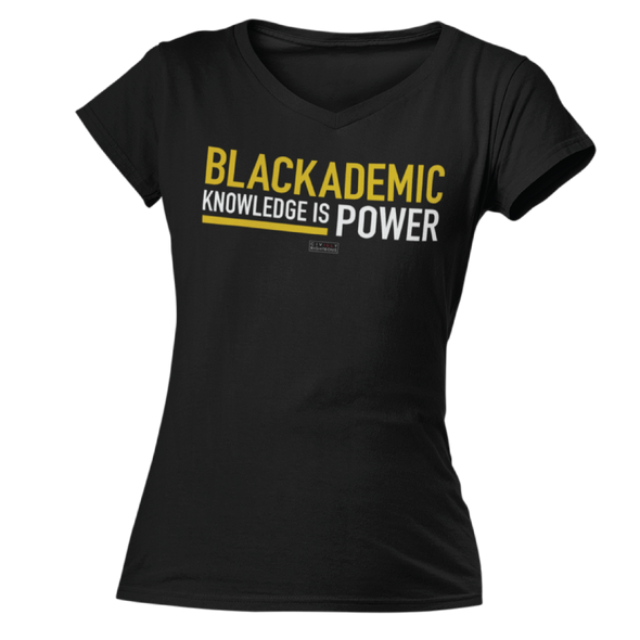 Blackademic - Ladies T Shirt