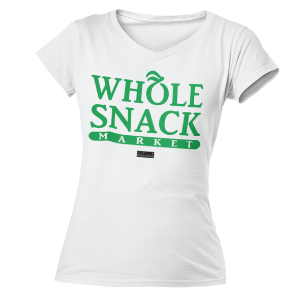 Whole Snack - Ladies T Shirt