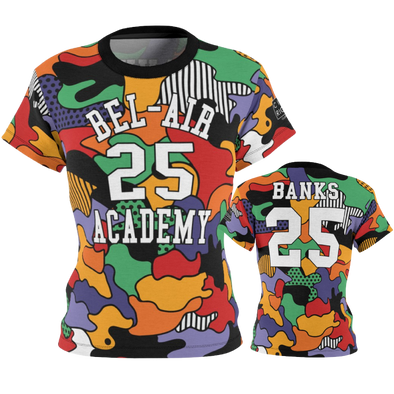 Bel-Air Academy, Carlton Banks - Ladies Pullover Jersey