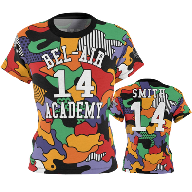 Bel-Air Academy, Will Smith - Ladies Pullover Jersey