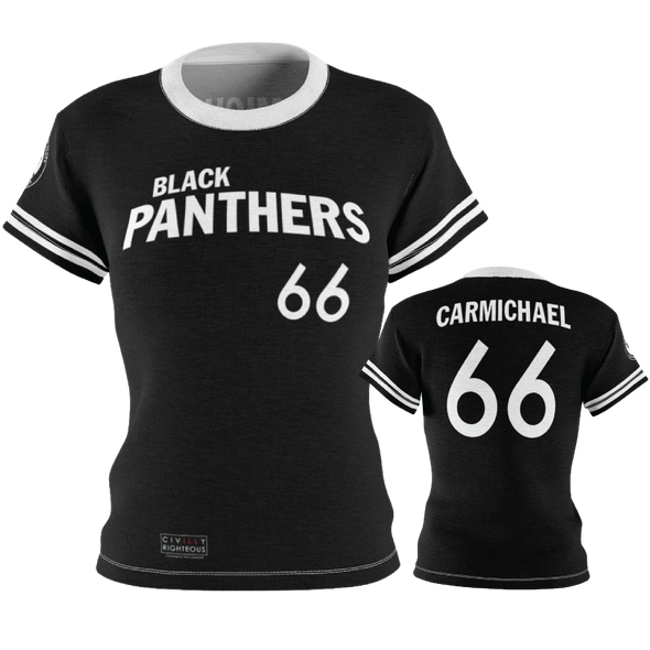 Stokely Carmichael, Black Panthers - Ladies Pullover Jersey