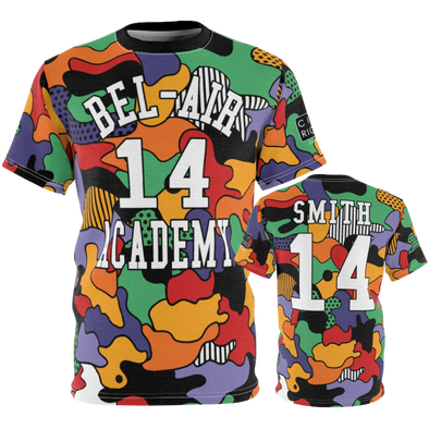 Bel-Air Academy, Will Smith - Unisex Pullover Jersey