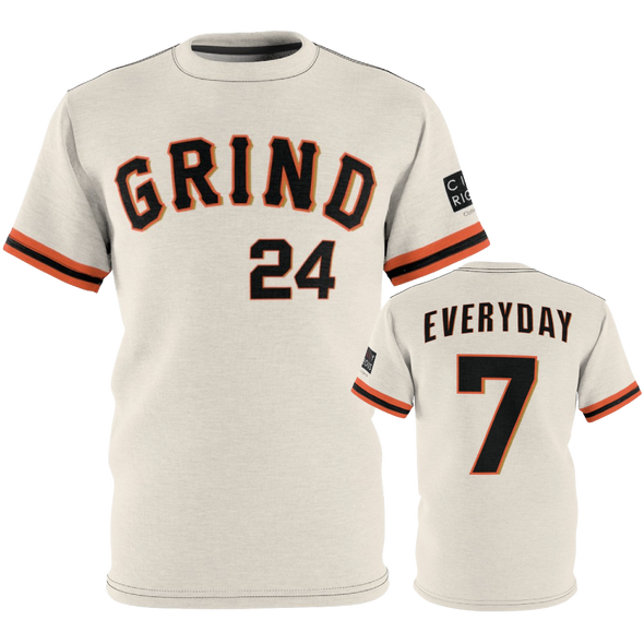 Grind Everyday - Unisex Pullover Jersey