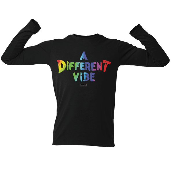 A Different Vibe - Unisex Long Sleeve