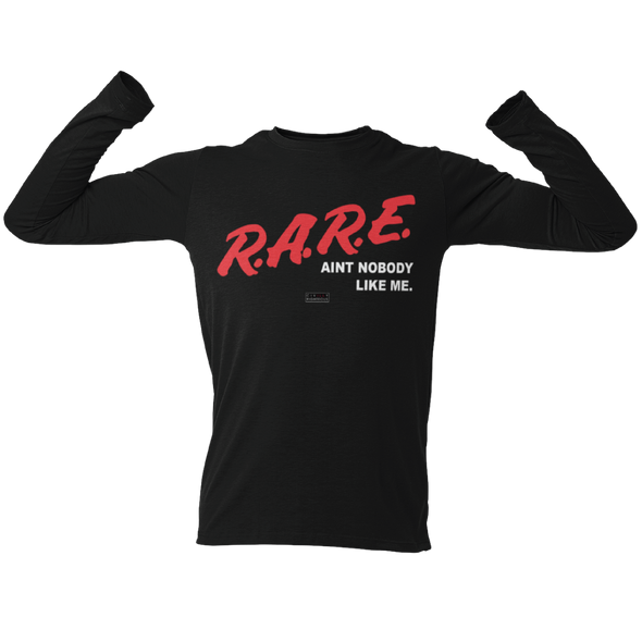 R.A.R.E. - Unisex Long Sleeve