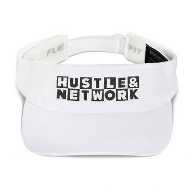 Hustle & Network - Visor