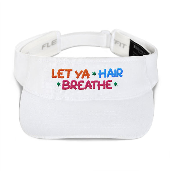 Let Ya Hair Breathe - Visor
