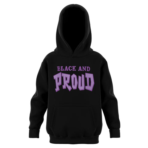 Black and Proud - Youth Hoodie