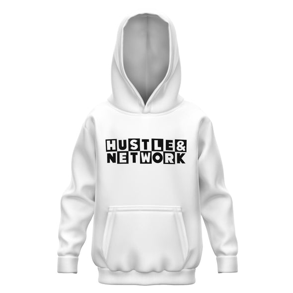 Hustle & Network - Youth Hoodie