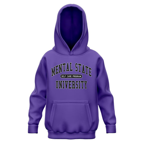 Mental State University - Youth Hoodie