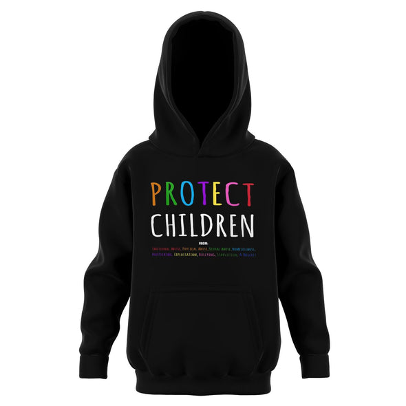 Protect Children - Youth Hoodie