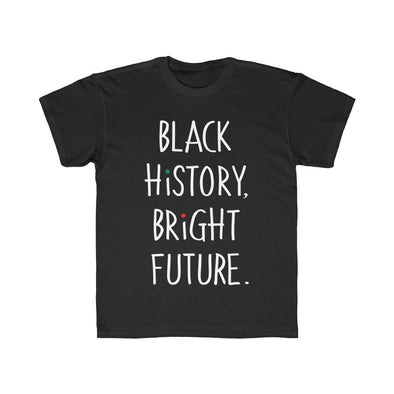 Black History, Bright Future - Youth T Shirt