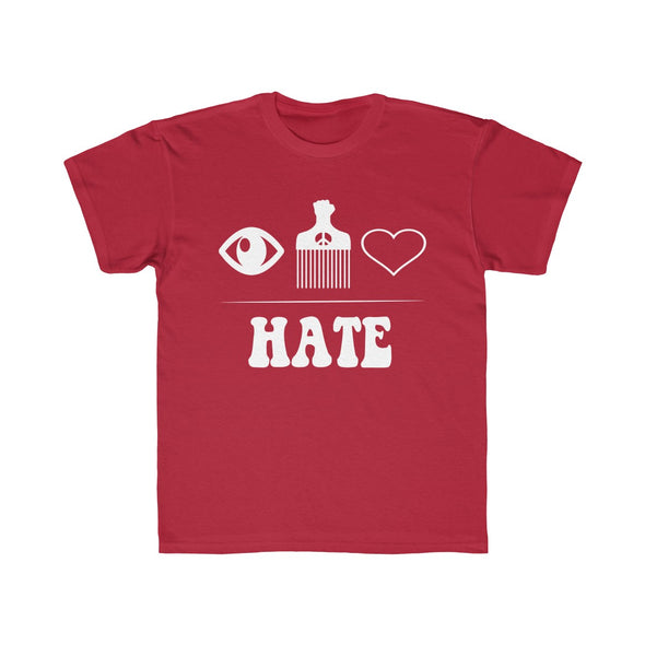 I Pick Love Over Hate - Youth T Shirt