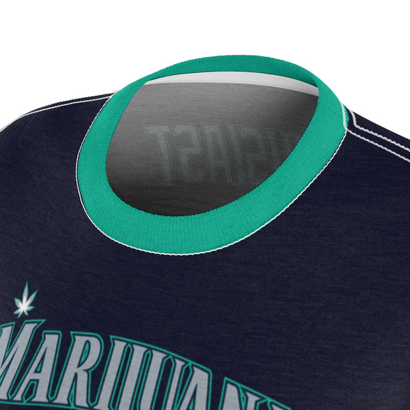 Marijuana Enthusiast - Ladies Pullover Jersey