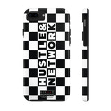 Hustle & Network - Phone Case