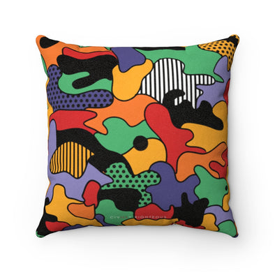 Fresh Prince - Faux Suede Pillow