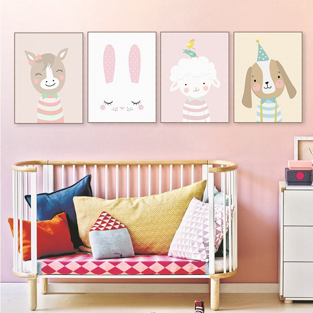 Collection Animaux illustration enfant jeunesse illustrateur dessin