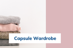Capsule wardrobe for kids and babies