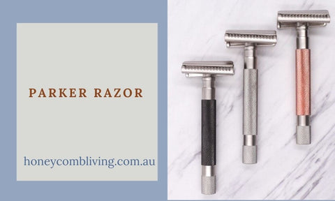 Parker safety razor for fathers day