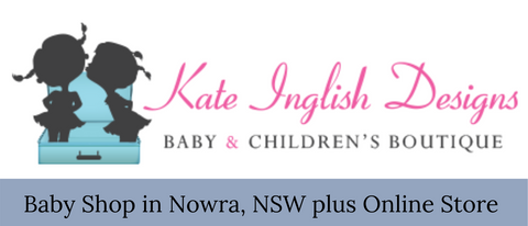 Kate Inglish Baby store, nowra nsw online boutique