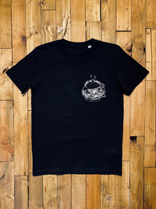 BHS COFFEE ORGANIC COTTON UNISEX T-SHIRT