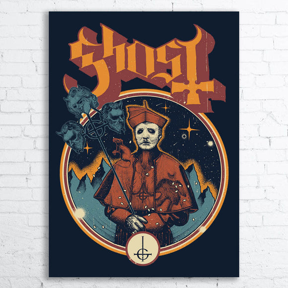 Ghost Cardinal Copia Mountains 2018