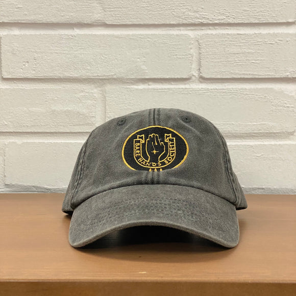 BHS LOGO Low Profile Vintage Cap (5 colours)