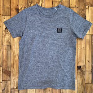 BHS LOGO WOOL AND ORGANIC COTTON AND UNISEX T-SHIRT