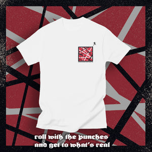 """JUMP"" EVH limited edition charity tribute t-shirt"