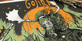 GOJIRA Limited Edition Poster UK SUMMER TOUR 2019