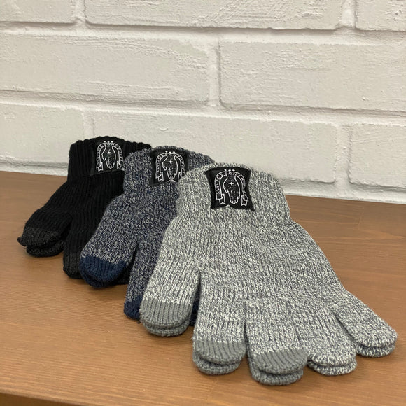 BHS SQUARE LOGO Touch Screen Smart Gloves