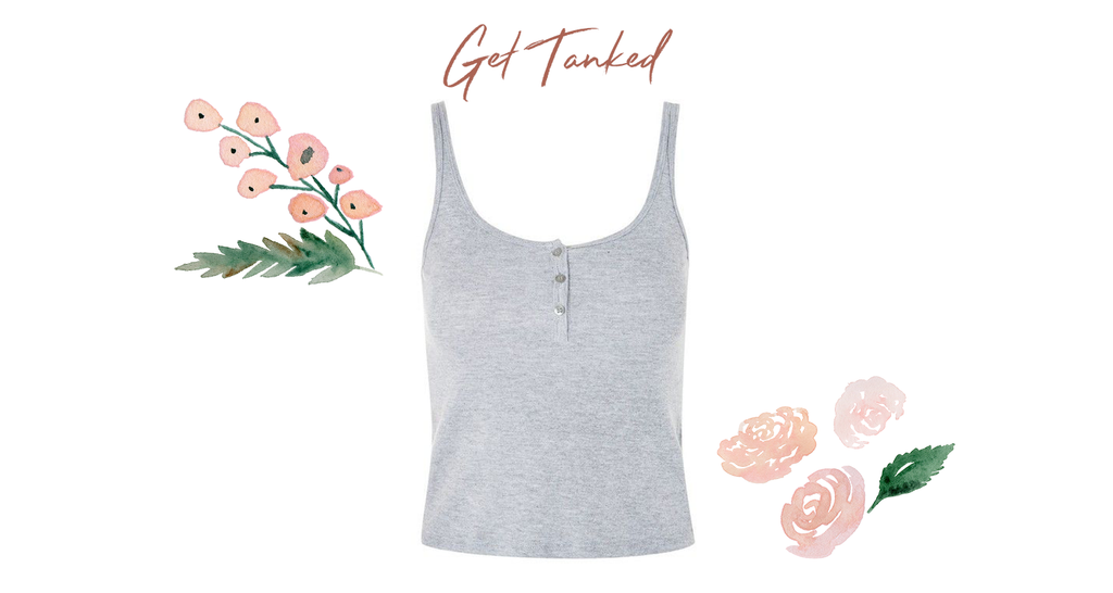 get tanked tank top image from topshop