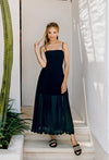 SERENDIPITY MAXI DRESS (MIDNIGHT BLUE)