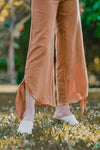 MIA KNOTTED PANTS (BURNT ORANGE)