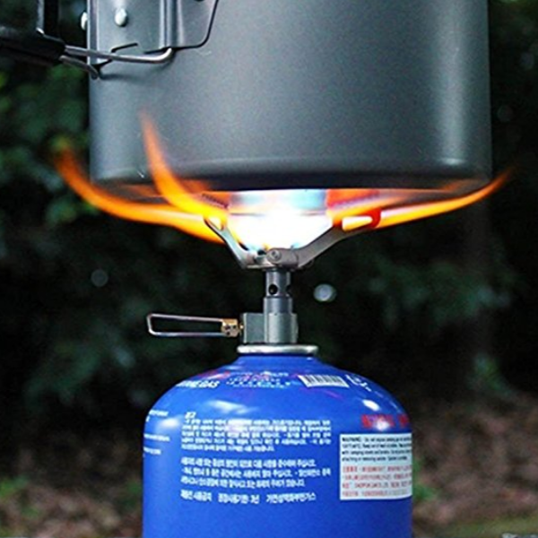 Worlds Lightest Camping Stove - Gizmocool