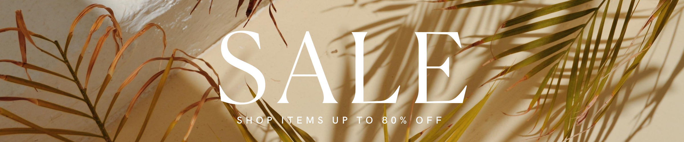SALE | Shop Items Up To 80% Off