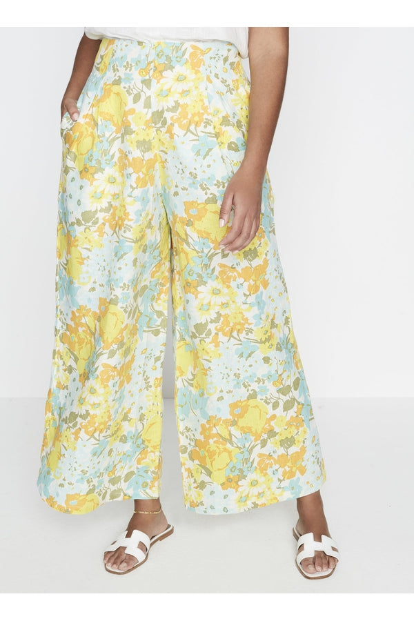 Load image into Gallery viewer, Meridian Wide Leg Pants - HEMLINE