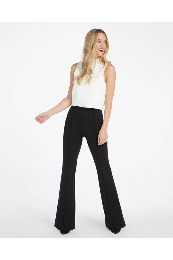 Perfect Pant- High Rise Flare - HEMLINE