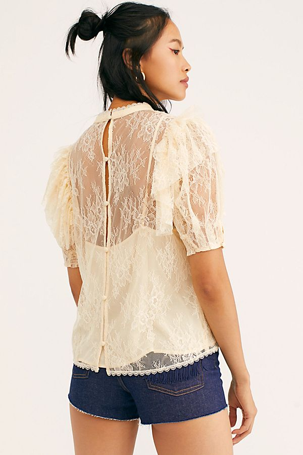 Secret Admirer Blouse - HEMLINE
