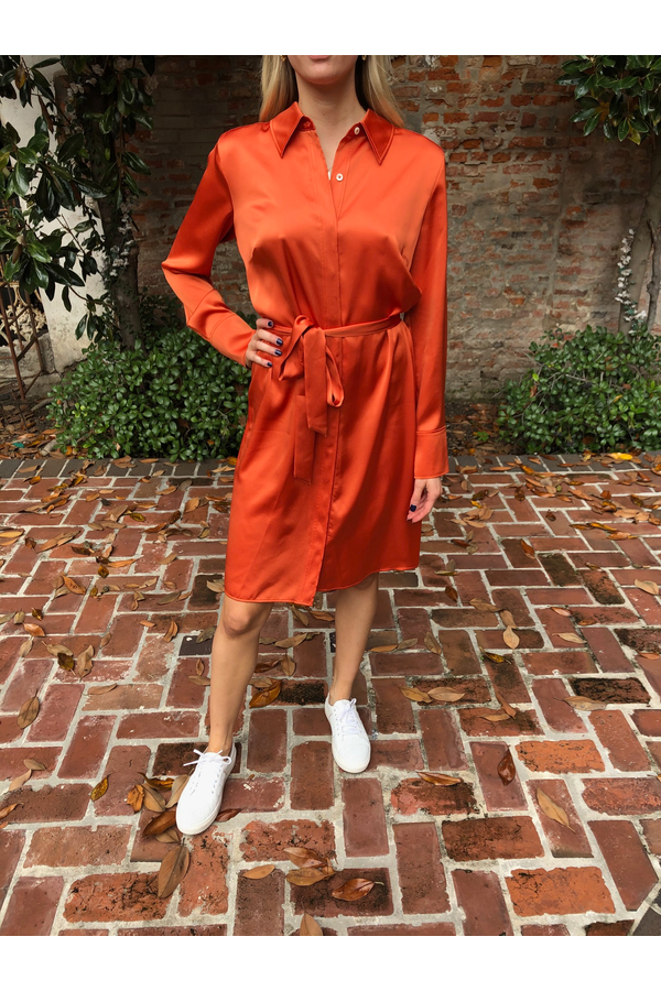 Zello Orange Dress